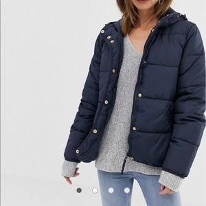 NEW J Crew Slim Fit Puffer Jacket
